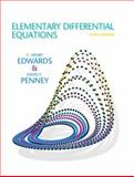 Elementary Differential Equations, Edwards, C. Henry and Penney, David E., 0132397307
