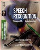 Speech Recognition 9780471977308