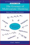 The Essence of Multivariate Thinking 9780805837308