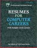 Resumes for Computer Careers 9780071387309