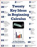 Twenty Key Ideas in Beginning Calculus, mathlogarithms.com, 0983397317