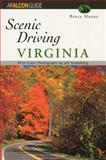 Scenic Driving Virginia, Bruce Sloane, 1560447311
