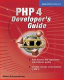 PHP4 Developer's Guide, Schwendiman, Blake, 0072127317
