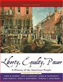 Liberty, Equality, and Power Vol. 1 : A History of the American People to 1877, Murrin, John M. and Johnson, Paul E., 0534627315