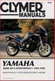 Yamaha Xj600 Seca II /Diversion, 1992-1998, Clymer Publications Staff and Penton Staff, 0892877316