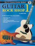21st Century Guitar Rock Shop 1, Aaron Stang, 0898987318