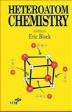 Heteroatom Chemistry, , 0471187313