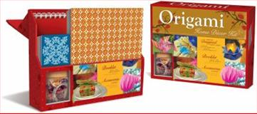 Origami Home Decor Kit, Jeff Cole and Peggy Kelly, 0740777319