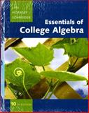 Essentials of College Algebra 9780321687319