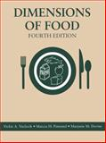 Dimensions of Food, Vaclavik, Vickie A. and Pimental, Marjorie H., 0412147319