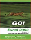 Go! with Microsoft Office Excel 2003 Chapter 5 Creating Charts and Diagrams, Gaskin, Shelley, 0131497324