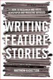 Writing Feature Stories, Matthew Ricketson, 1865087327