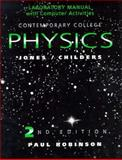 Contemporary College Physics, Jones, Edwin R., 020153732X