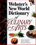 Webster's New World Dictionary of the Culinary Arts, Labensky, Steven and Ingram, Gaye G., 0134757327