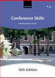 Conference Skills, The City Law School, 0199657327