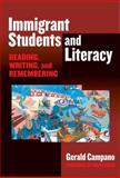 Immigrant Students and Literacy, Gerald Campano, 0807747327