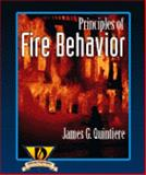 Principles of Fire Behavior, Quintiere, James G., 0827377320