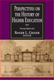 Perspectives on the History of Higher Education 2007, , 1412807328