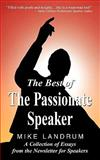 The Best of the Passionate Speaker, Mike Landrum, 1598587323