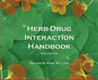 Herb-Drug Interaction Handbook, Herr, Sharon M., 0967877326