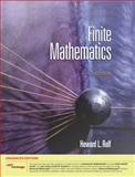 Finite Mathematics, Rolf, Howard, 0538497327
