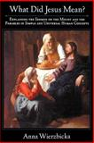 What Did Jesus Mean? : Explaining the Sermon on the Mount and the Parables in Simple and Universal Human Concepts, Wierzbicka, Anna, 0195137337