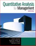 Quantitative Analysis for Management, Render, Barry and Stair, Ralph M., 0133507335