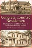 Concrete Country Residences, Atlas Portland Cement Co., 0486427331
