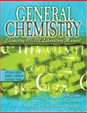 General Chemistry : Chemistry 101/102 Laboratory Manual, University of North Carolina Staff, 0757547338
