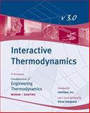 Fundamentals of Engineering Thermodynamics : Interactive Thermo User Guide, Moran, Michael J. and Shapiro, Howard N., 0471787337