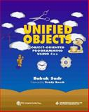 Unified Objects : Object-Oriented Programming Using C++, Sadr, Babak, 0818677333