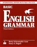 Basic English Grammar, Azar, Betty Schrampfer, 0131957333
