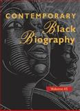Contemporary Black Biography, Henderson, Ashyia, 0787667331