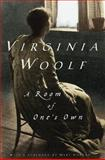 A Room of One's Own, Virginia Woolf, 0156787334