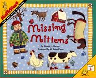 Missing Mittens, Stuart J. Murphy, 0064467333