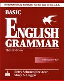 Basic English Grammar, Azar, Betty Schrampfer, 0131957341