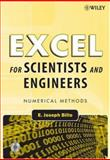 Excel for Scientists and Engineers : Numerical Methods, Billo, 0471387347