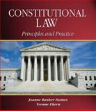 Constitutional Law : Principles and Practice, Ekern, Yvonne and Hames, Joanne Banker, 1401807348