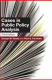 Cases in Public Policy Analysis 3rd Edition