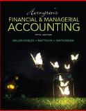 Horngren's Financial and Managerial Accounting Plus MyAccountingLab with Pearson EText -- Access Card Package 5th Edition