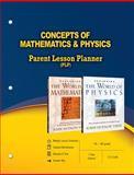 Concepts of Mathematics and Physics Parent Lesson Planner, John Hundson Tiner, 0890517347