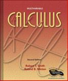 Calculus : Multivariable, Smith, Robert T. and Minton, Roland B., 0072837349
