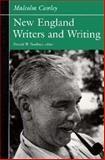 New England Writers and Writing, Cowley, Malcolm, 0874517346