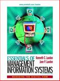 Essentials of Management Information Systems, Laudon, Kenneth C. and Laudon, Jane Price, 0130087343
