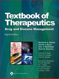 Textbook of Therapeutics : Drug and Disease Management, , 0781757347