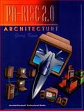 PA-RISC 2. 0 Architecture, Kane, Gerry and Hewlett, Packard C, 0131827340