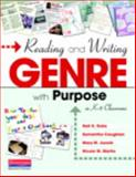 Reading and Writing Genre with Purpose in K-8 Classrooms, Nell K. Duke and Nicole M. Martin, 0325037345