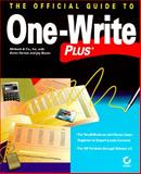 The Official Guide to One-Write Plus, Mirbach, William, 0782117341