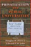 Privatization and Public Universities, , 0253347351