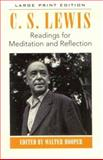 Readings for Meditation and Reflection, Lewis, C. S., 0802727352